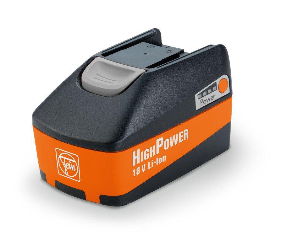 HighPower Akku-Pack 18 V