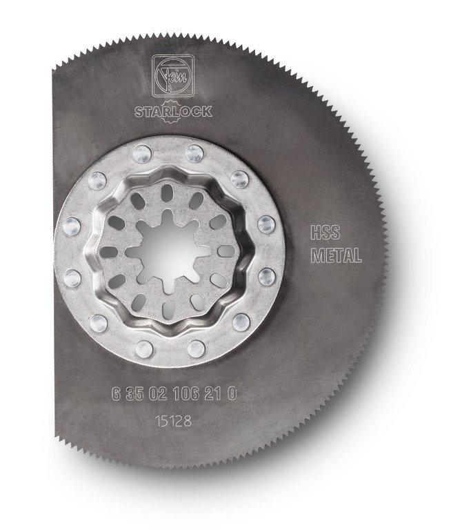 HSS-Sägeblatt mit Metall-Verzahnung