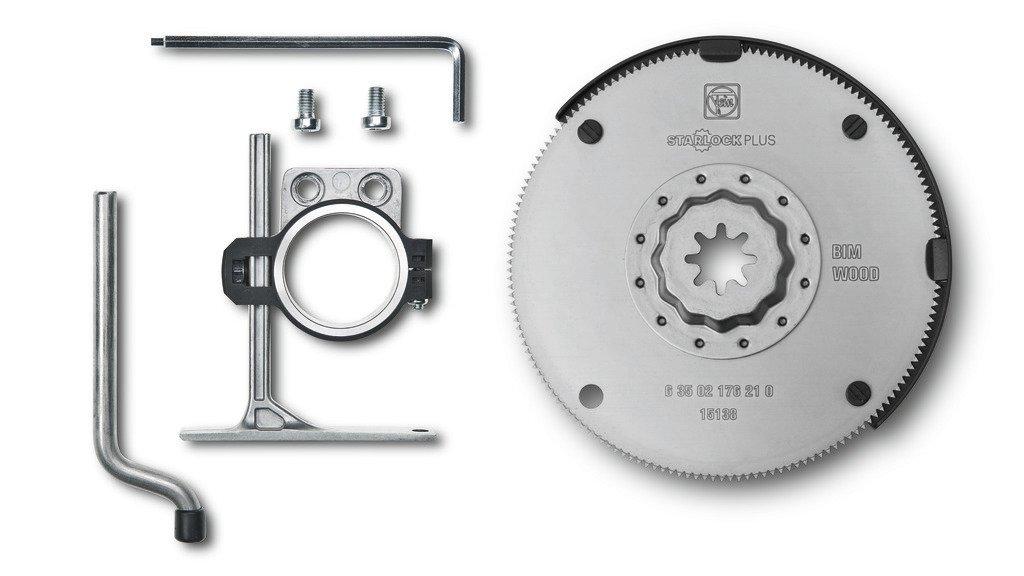 HSS-Sägeblatt Set - Mini-Kreissäge